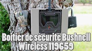Boitier sécurite Bushnell Wireless 119659