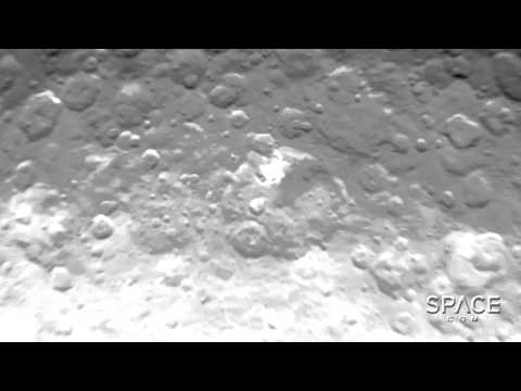 Mysterious Ceres Bright Spots 'Possibly Ice', Says NASA | Video - UCVTomc35agH1SM6kCKzwW_g
