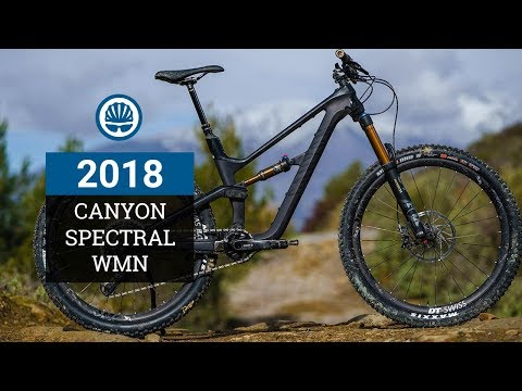 Canyon Spectral WMN CF 9.0 SL - Women's Trail Bike of the Year 2018 Contender