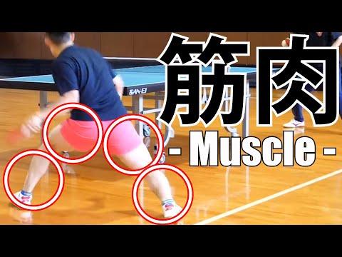 【卓球/Tリーグ】懐かしシリーズ!陳建安の筋肉ドライブ&筋肉フットワーク【琉球アスティーダ】