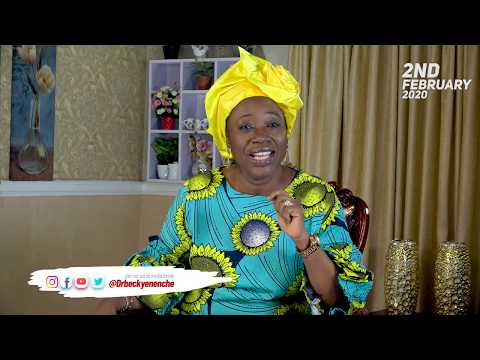 Dr Becky Paul-Enenche - SEEDS OF DESTINY - SUNDAY 2ND FEBRUARY, 2020