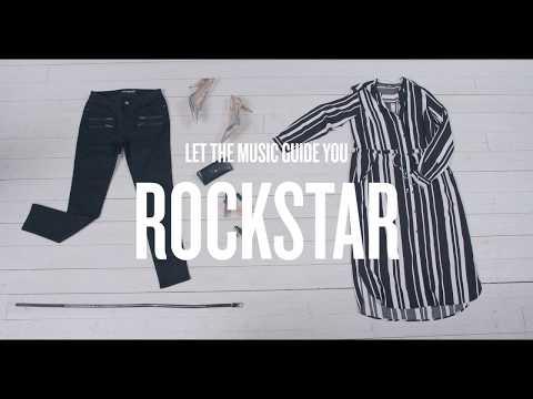 Fixa stilen - Rockstar