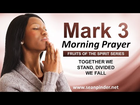 TOGETHER We Stand, DIVIDED We Fall - Morning Prayer