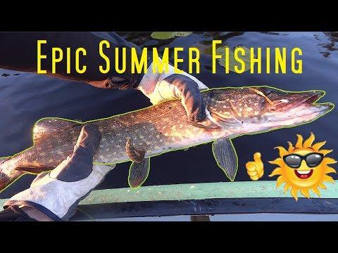 Epic Summer Fishing - NorthSurvival