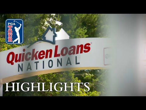 Highlights | Round 2 | Quicken Loans 2018