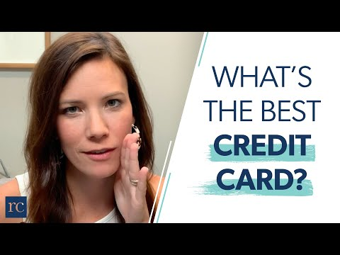 Whats the Best Credit Card?
