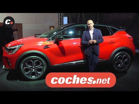 Renault Captur 2020 SUV | Salón de Frankfurt IAA 2019 en español | coches.net