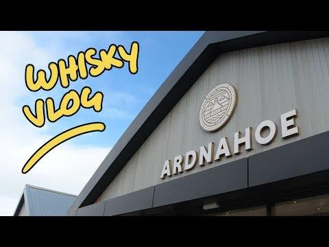 Ardnahoe Distillery Quick Visit - Islay Whisky Vlog - UC8SRb1OrmX2xhb6eEBASHjg