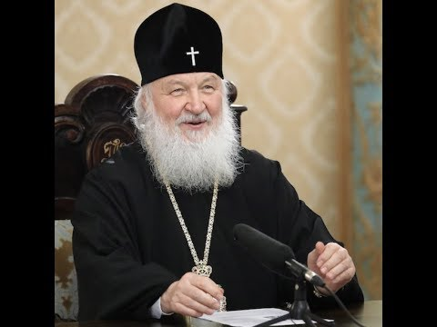 Prophecy Alert: Russian Patriarch Warns Antichrist Control With Gadgets