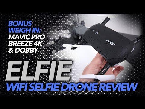 JJRC ELFIE - CHEAPEST WIFI Selfie Drone Review - UCwojJxGQ0SNeVV09mKlnonA