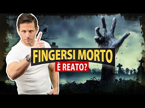 FINGERSI MORTO è reato? | Avv. Angelo Greco