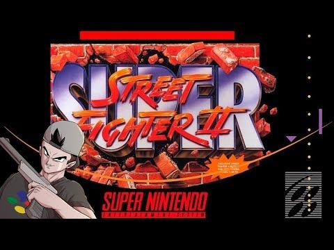 SUPER STREET FIGHTER 2 SNES || Hazme recordar