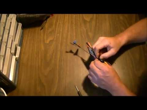 Wltoys V911 Helicopter How to Change The Blades - UC8LPmVv9KysImcKC9eaXSHA
