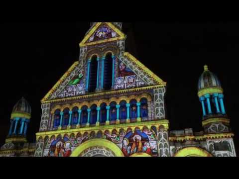 """Marc Auvigne - unedited from """"Enghien/Christmas in Enghien -Les-Bain"""""""