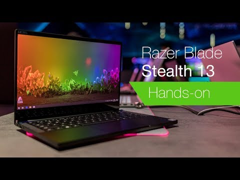 Razer Blade Stealth 13 late 2019: The only gaming laptop I want - UCOYuMvuSP9wuC4KfFhRB1vQ