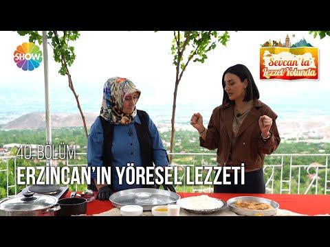 Erzincan'ın damga lezzetlerinden: Babuko | Sevcan'la Lezzet Yolunda