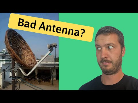 What is the worst antenna you've owned?