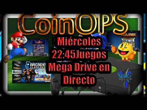 ➡ Juegos de Mega Drive en Directo  Parte #8⬅