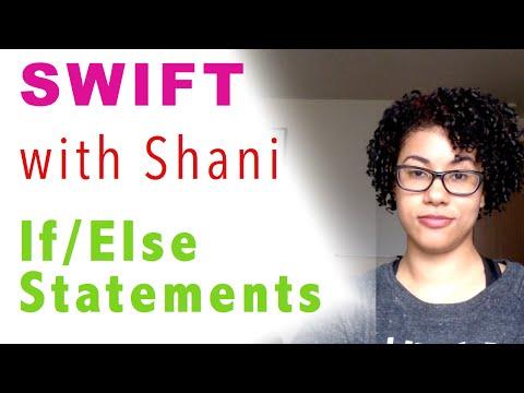 Swift 3: If/Else Statements - Conditionals Part 1 - UCFBra5tFQz3i_iX-qd-j_lg