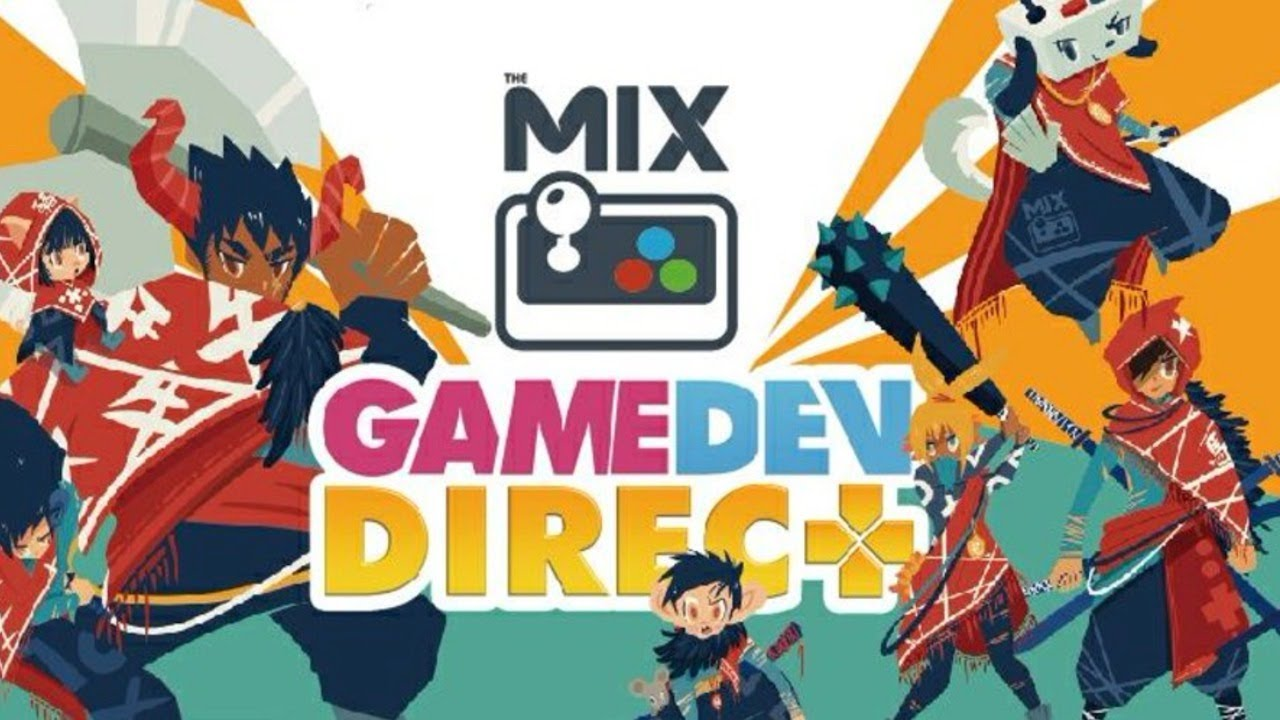 Game Dev Direct Livestream   The Mix – Day 1