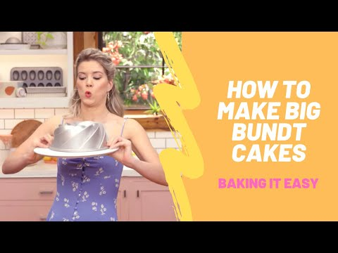How to Avoid These Common Bundt Cake Mistakes   Baking It Easy