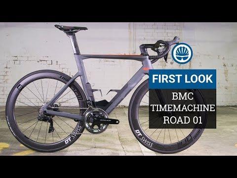 "BMC Timemachine ROAD 01 | Aero Supremacy or Integration Gone Mad"""