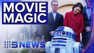 Disney-owned visual effects production company sets up Sydney studio   Nine News Australia
