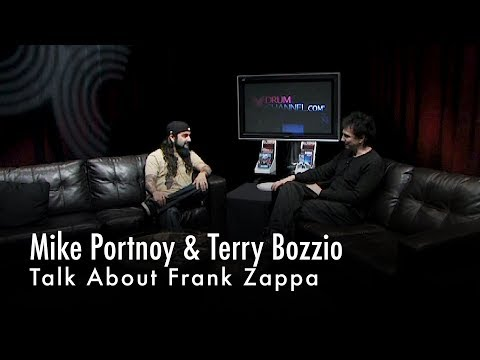 Mike Portnoy & Terry Bozzio Talk About Frank Zappa