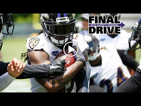 New Technology To Lower Fumbles | Final Drive | Baltimore Ravens