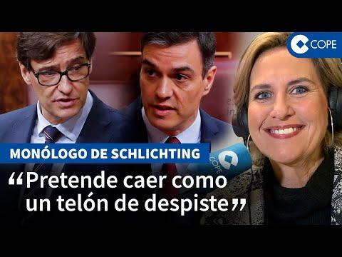 Schlichting desarma el «goteo de información» de Sánchez