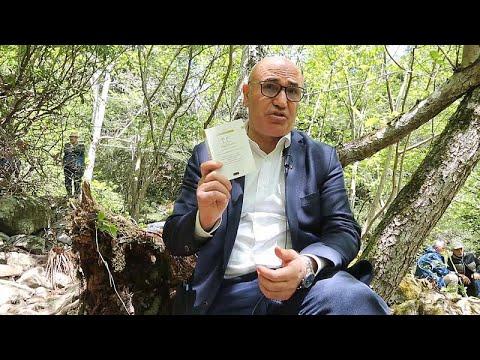 CHP'li Tanal: İşkencedere'de aslında maden araması yapıldığı iddia ediliyor