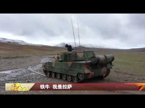 China deploys its latest lightweight tanks to disputed Himalayan border