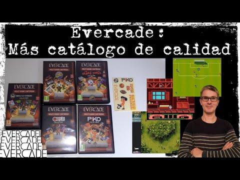 Evercade: Más catálogo de calidad