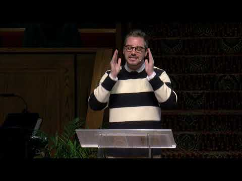 Sermon - 12/16/2018 - Pastor Hunter Mobley Christ Church Nashville