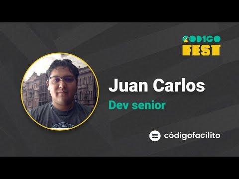Potenciando tu carrera profesional a través del Open Source - Juan C. Ruiz | #CODIGOFEST