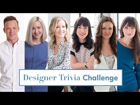 Designer Trivia Challenge: Famous Spaces, Kitchen Design & More!