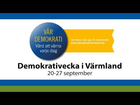 Hälsning till Värmland Amanda Lind