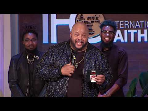 Fred Hammond IFC 2018 Performance