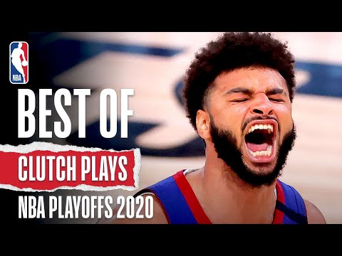 The BEST Clutch Plays From The 2020 NBA Playoffs!