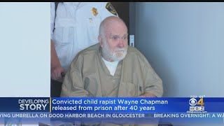 Convicted Child Rapist Waynew Chapman To Be Released From Prison After 40 Years