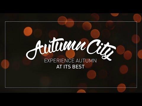 Autumn City Gothenburg