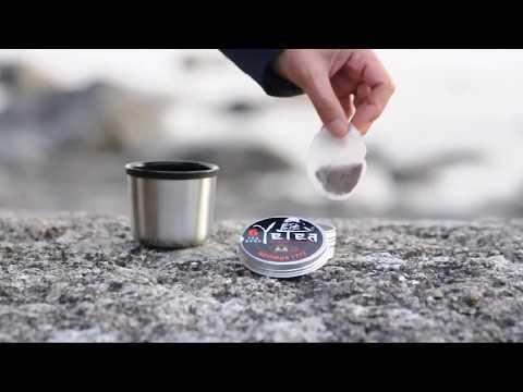 YeTea - tepåsar för dig på väg