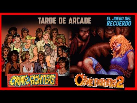 TARDE DE ARCADE GAMES