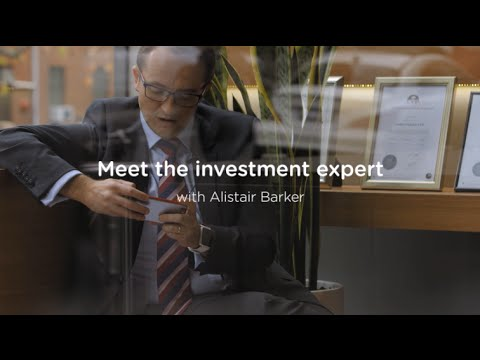Meet the investment expert: with Alistair Barker