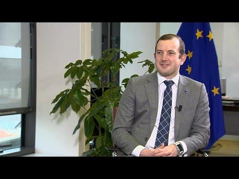 Çevreden sorumlu Avrupa Komiseri Sinkevicius, AB'nin iklim krizi ile mücadelesini anlattı