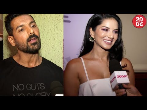 John Talks About 'Parmanu' & Release Dates | Sunny Leone Thanks Her Fans-Exclusive