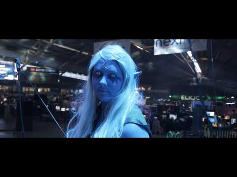 TG18: Cosplay music video