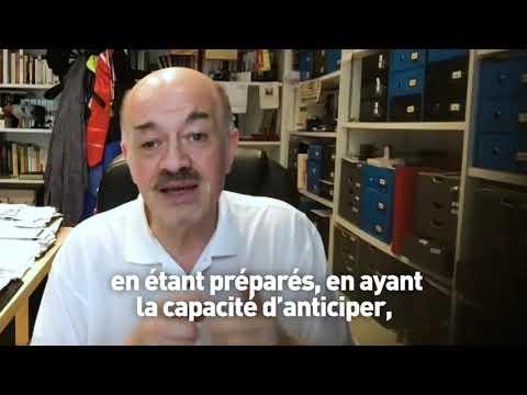 Vidéo de Alain Bauer