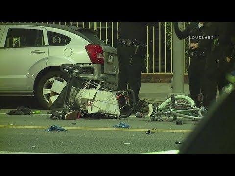 Los Angeles:  Đua xe đường phố gây tai nạn chết người