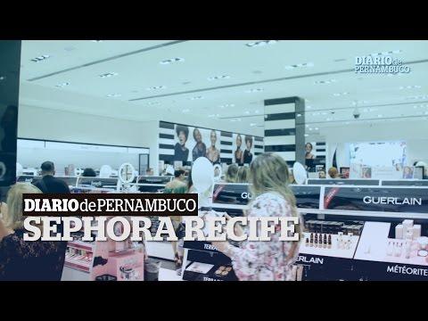 Conheça a nova loja Sephora no Recife